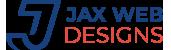 jax web designs logo footer